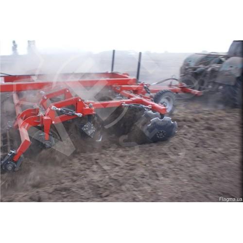 Агрегат почвообрабатывающий полунавесной серии АГН-4,2 (2) (Не обслуживаемый корпус)