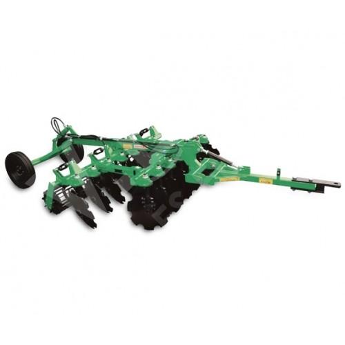 Агрегат почвообрабатывающий полунавесной серии АГН-2,5 (2) (Не обслуживаемый корпус)