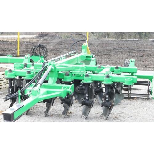 Агрегат почвообрабатывающий полунавесной серии АГН-2,5 (1)