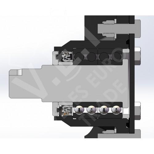 Компактная дисковая борона KRONOS 4 прицепная