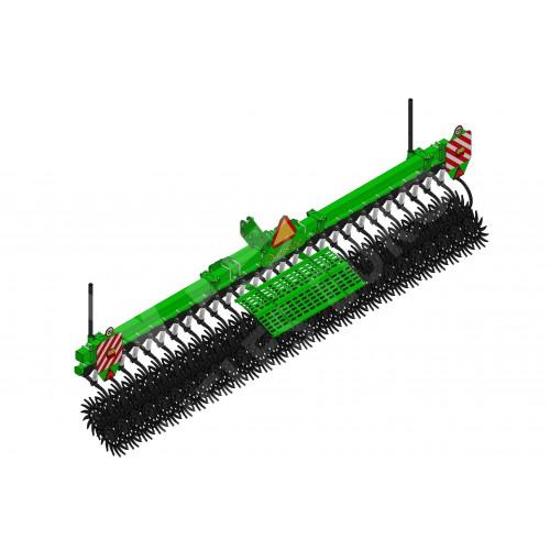 Ротационная борона DEMETRA 6 D навесная