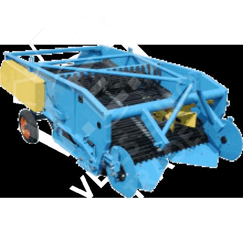 Картофелекопалка транспортерная двухрядная навесная Z-609/2
