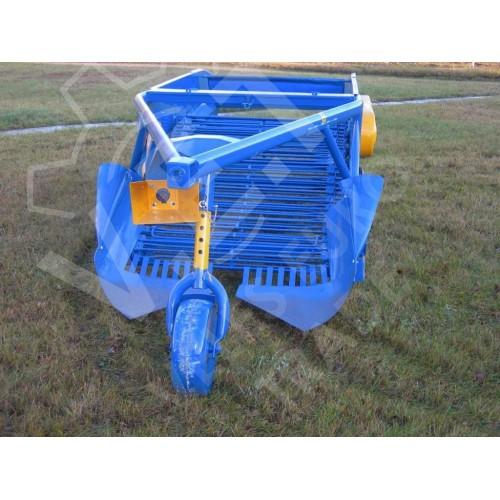 Картофелекопалка транспортерная двухрядная прицепная Z-609/2