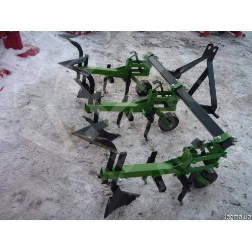 Полольник-окучник P475 (3 секции с бритвами)