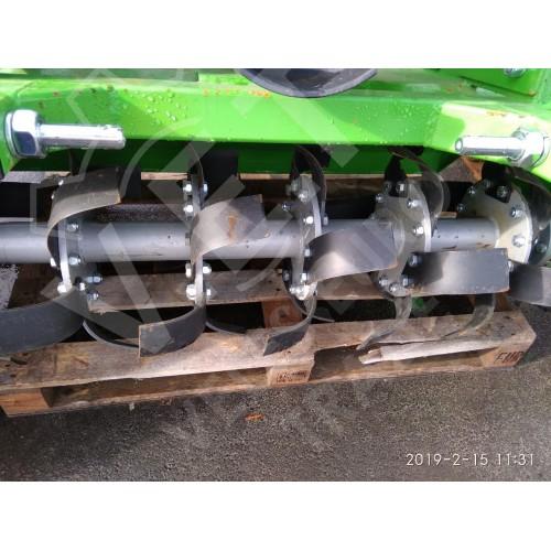 Почвофреза Bomet 2,0 м U540/2 (С карданным валом)