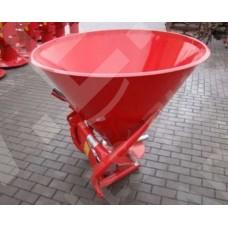 Разбрасыватель удобрений Jar Met 500л (Металл)