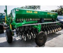 Сеялка зерновая механическая прицепная СЗМ 4 (Ника 4)