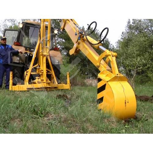 Ковш экскаваторный тракторный ЕКТ-012