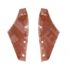 Нож (лемех) двухрядной копалки (левый)