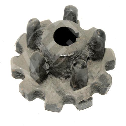Шестерня приводная ведомая корона (задняя однорядная)