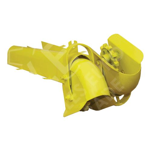Кожух защитный цепи картофелесажалки (Без шестерни)