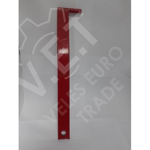 Ключ для замены ножей роторной косилки