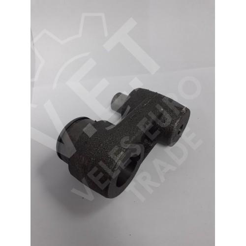 Головка приводная в сборе роторной косилки (головка+палец+втулка+пружина)