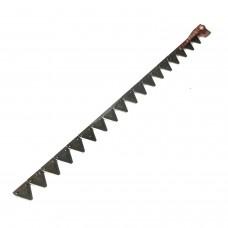 Нож польской конной косилки (Гладкий)