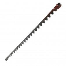 Нож польской косилки 2,1м (Гладкий)