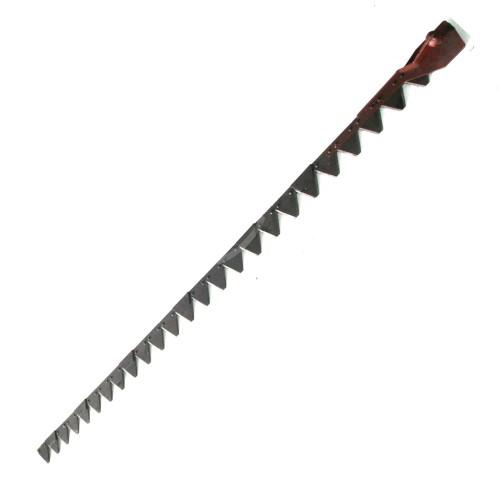 Нож польской косилки 2,1м (С насечкой) Велес Агро