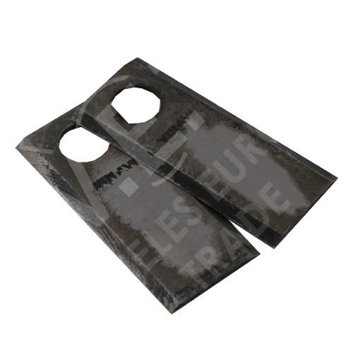 Нож роторной косилки Velmet (в упаковке 25 шт.)