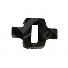 Вкладыш амортизатора КПС (новый образец  / квадратный)