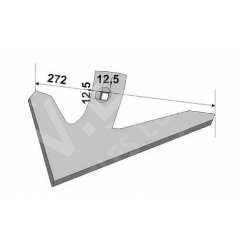 Лапа Farmet 272 мм