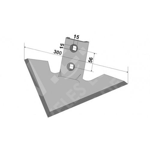 Лапа Flexi-Coil 330 мм