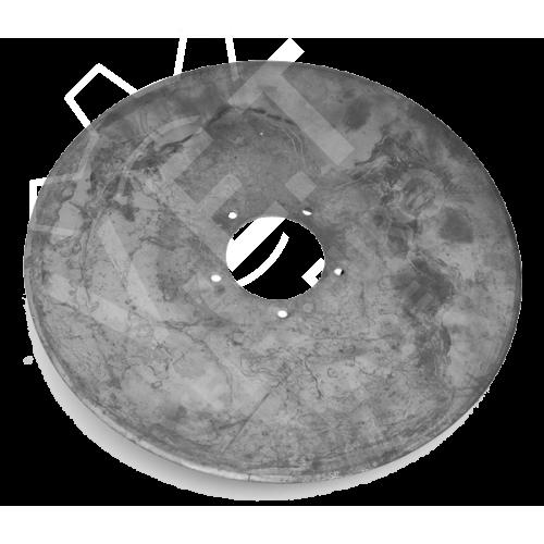 Диск сошника СЗ-3.6 (Без ступицы)