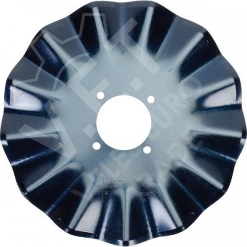 """Диск волнистый D=460 мм, h=5 мм (I9 5-1996-18,5"""" R.101)"""