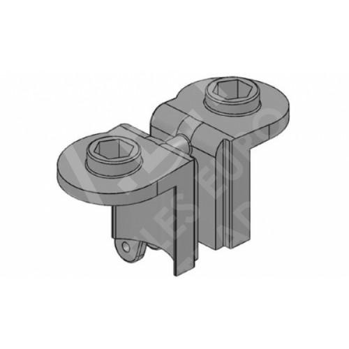 Пружинный упор догружателя секции сеялки СПМ-8 (СПМ-8-01.318)